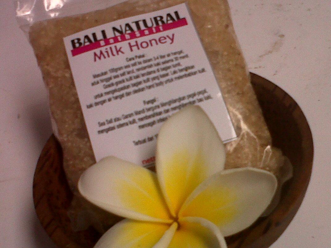 Bath Salt Bali Natural Soap Milk Mandi Susu Alus